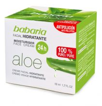 Babaria Aloe Vera 24hr Moisturising Face Cream 50ml